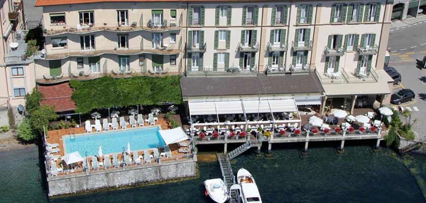 Hotel Bellavista, Menaggio, Lake Como, Italy - Aerial view of the hotel.jpg